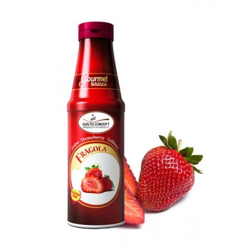 Nappage Fraise ( 6 bouteilles)