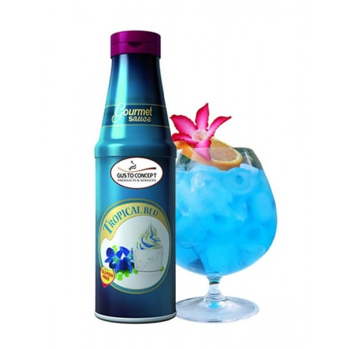 Nappage Tropical blue