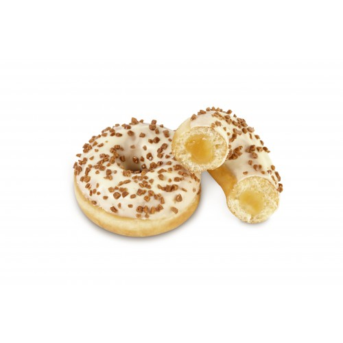 Donuts fourré au caramel x36pcs