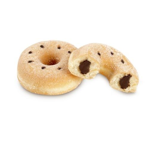 Donuts sucré fourré au chocolat x24pcs