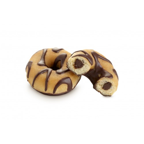 Donuts fourré chocolat et décoré x24pcs