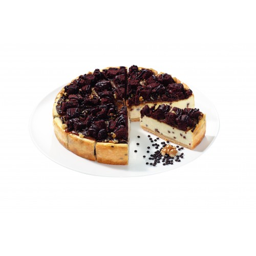 CheeseCake Brownie Suprême