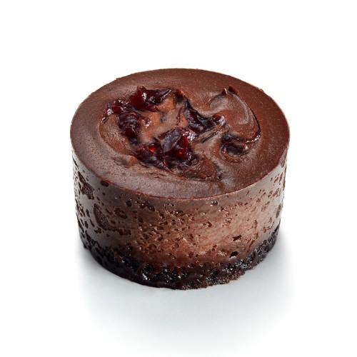 Cheesecake Chocolat Cherry x12pcs