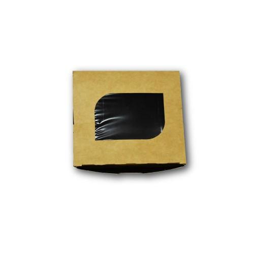 Emballage dessert avec fenêtre (colis x 500pcs)