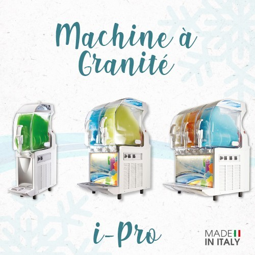 Machines à granité