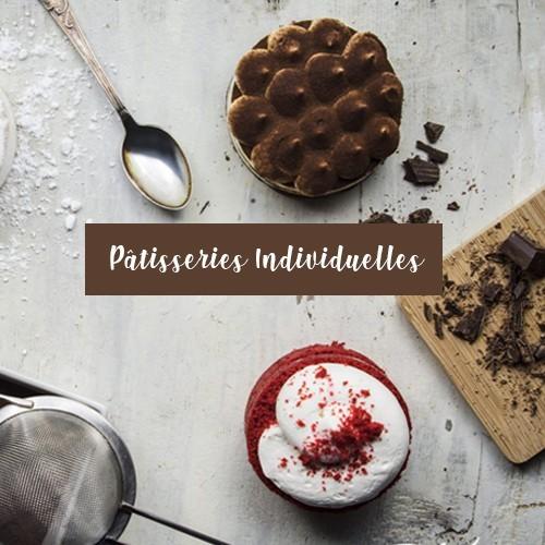 Pâtisseries individuelles