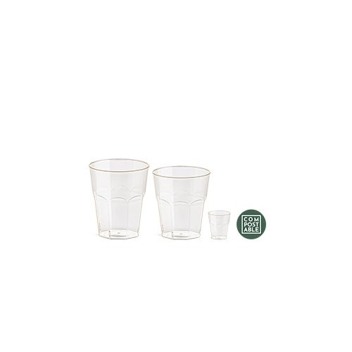 VERRE COCKTAIL TACCA COMPOSTABLE