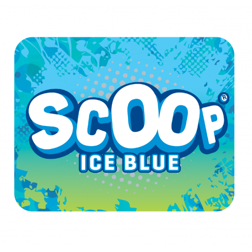 Sirop classique iced blue