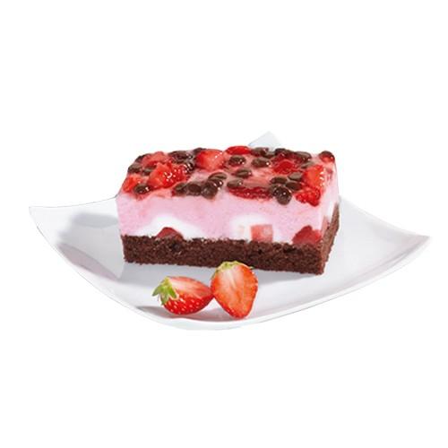 Patisserie aux fraises VEGAN