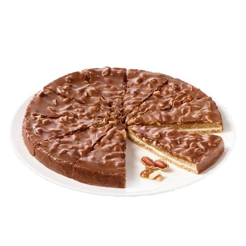 Gâteaux Chocolat Cacahuete et caramel Sans Gluten