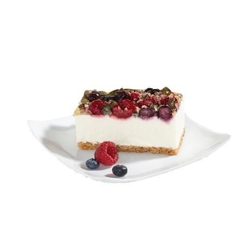 Cheese Cake aux Fruits Sans Gluten