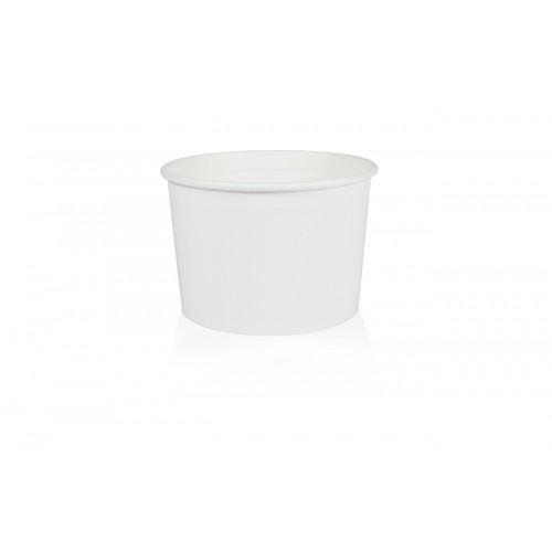 Pot a glace en carton