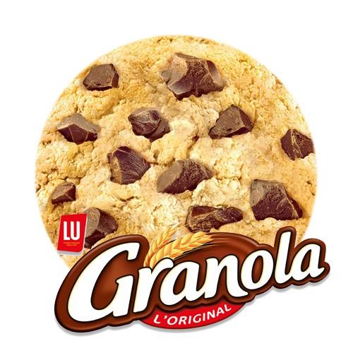 Brisures de cookies Granola