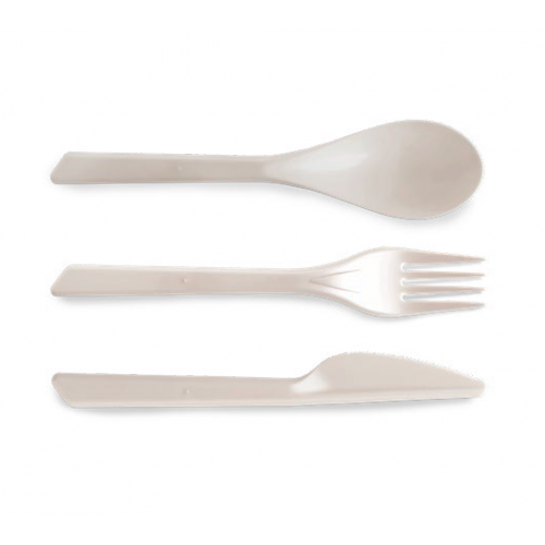 Couverts compostable