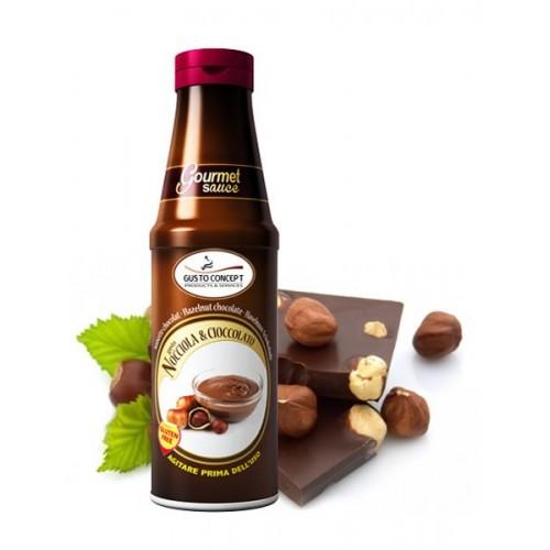 Nappage Chocolat-noisette