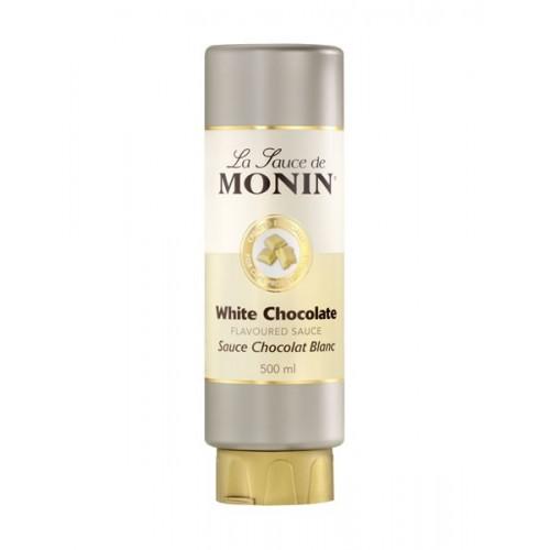 Squeeze Nappage Chocolat blanc MONIN
