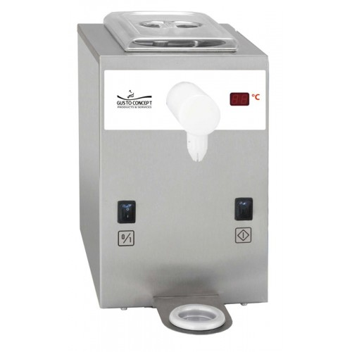 Machine à chantilly Pro 1