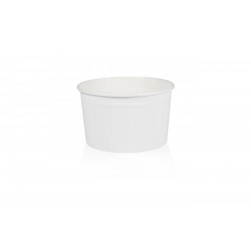 Pot à glace en carton 245ml