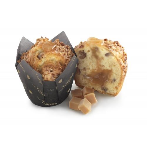 Muffin fourré Caramel Pécan x20pcs