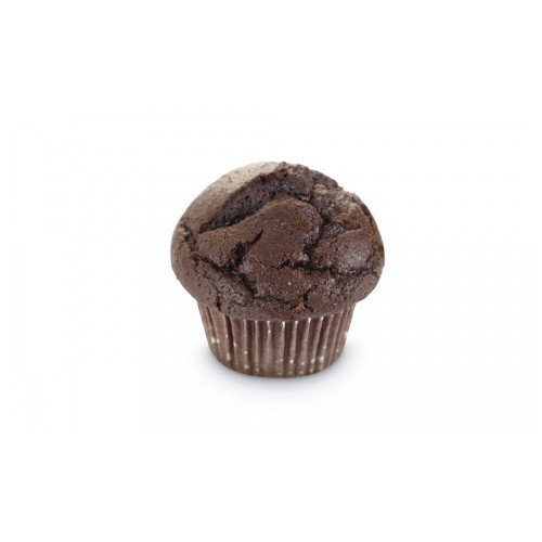 Muffin double chocolat x24pcs