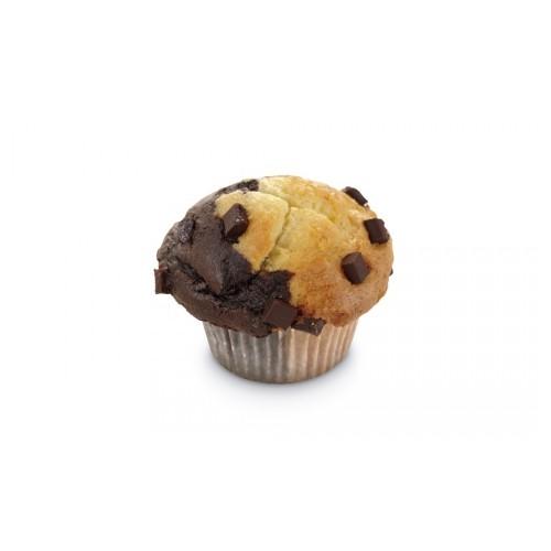Muffin vanille et pépites de chocolat x24pcs