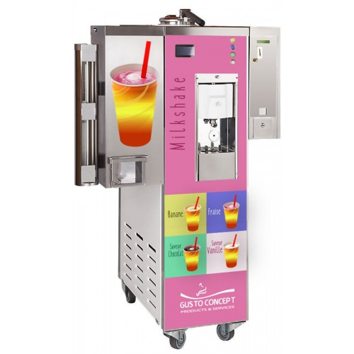 Machine Milk Shake Automatique
