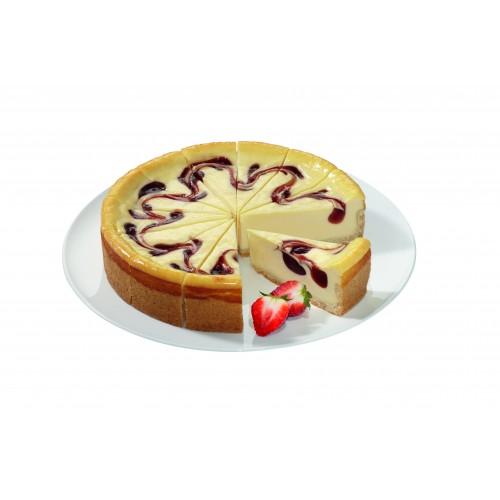 Cheesecake Crémeux Fraise