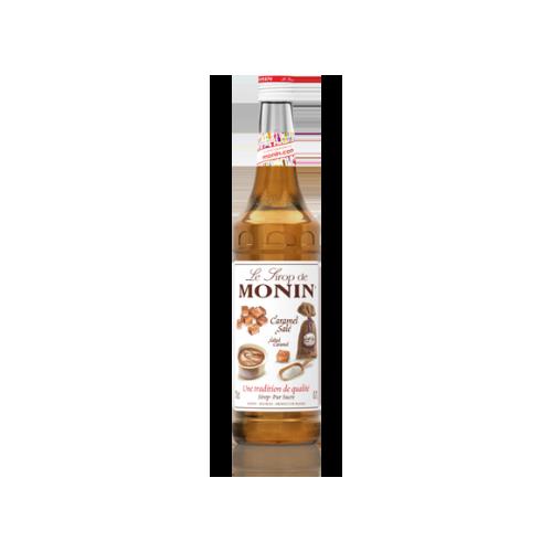 x6 SIROP DE MONIN CARAMEL 70cl