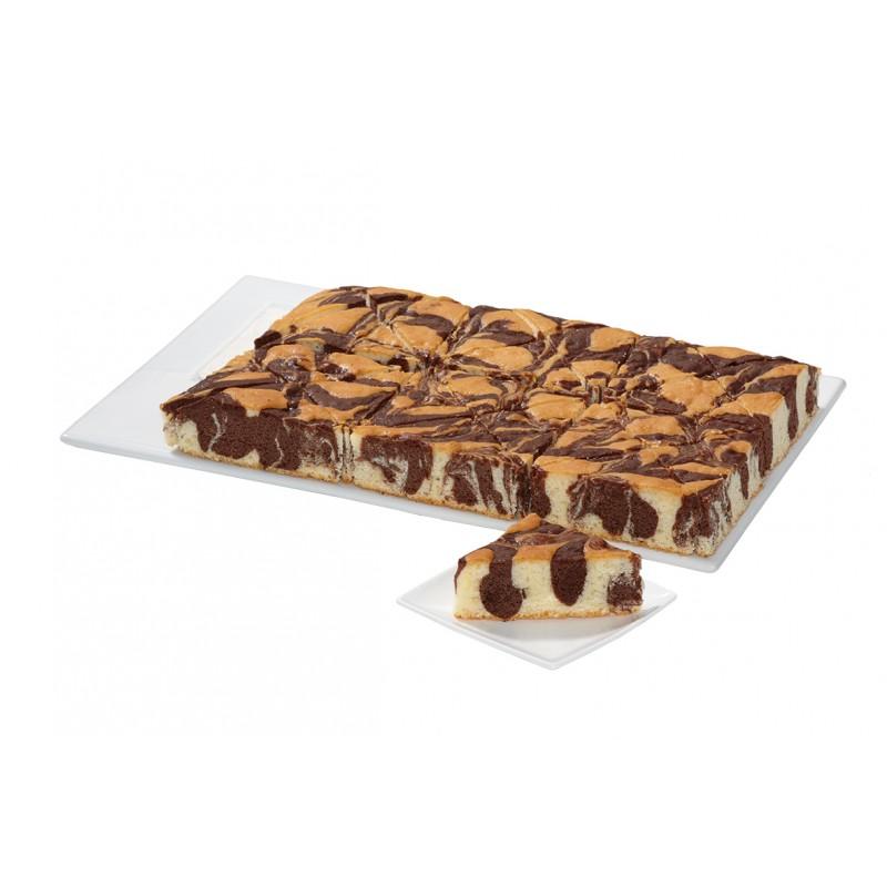 Marbré triangle chocolat