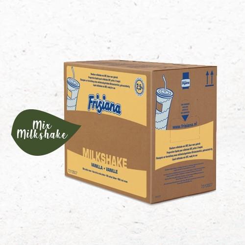 Mix Milkshake