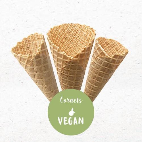 Cônes Vegan